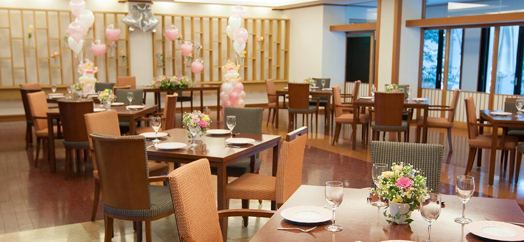 披露宴:レストラン01
